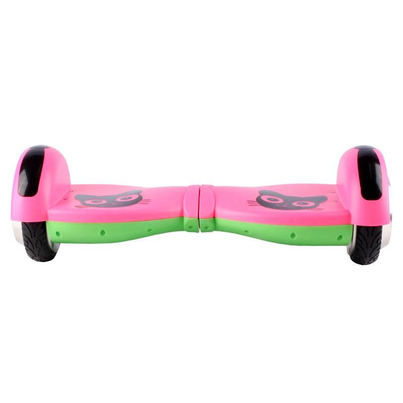 Розовый гироскутер Hoverbot A1 Cat для детей