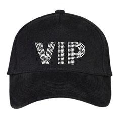 Бейсболка «VIP» Swarovski