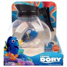 Интерактивная игрушка Роборыбка Дори и аквариум-кофейник