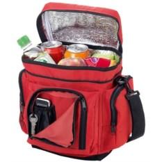 Красная сумка-холодильник на 5л Helsinki
