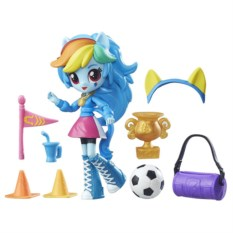 Мини-кукла с аксессуарами Equestria Girls My Little Pony