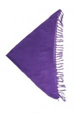 Шарф Стиль, фиолетовый