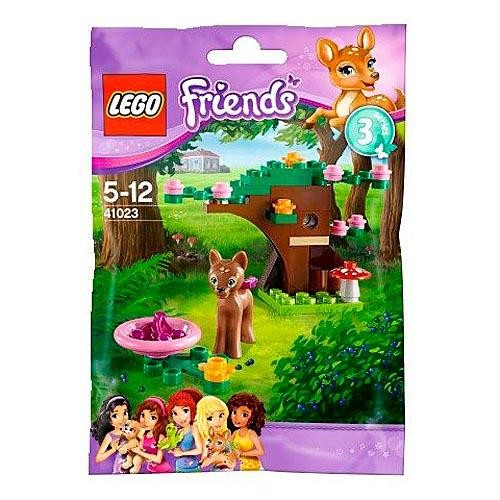 Конструктор LEGO Friends Оленёнок в лесу