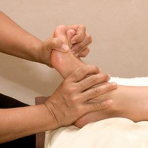 Подарочный сертификат «Экспресс массаж ног»