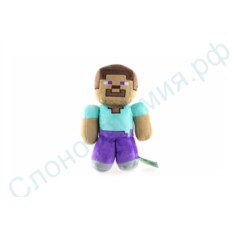 Мягкая игрушка Стив Майнкрафт