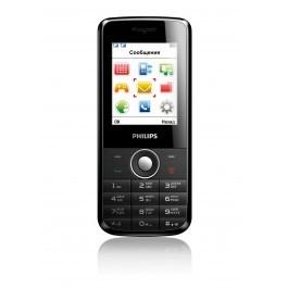 Мобильный телефон Philips Xenium X116 CTX116BLK