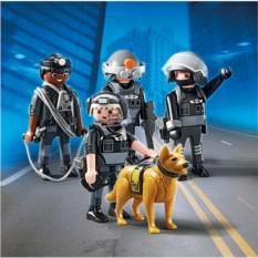 Конструктор Playmobil Отряд специального назначения