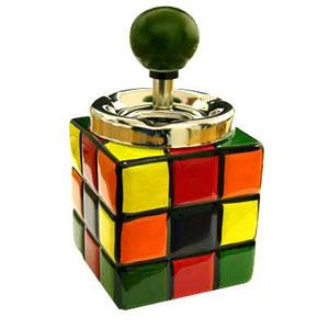 Пепельница «Кубик Рубика»