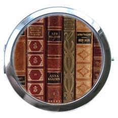 """Интернет-магазины, где купить Карманное зеркало  """"Books """".  Карманное зеркальце - необычный и очень приятный подарок..."""