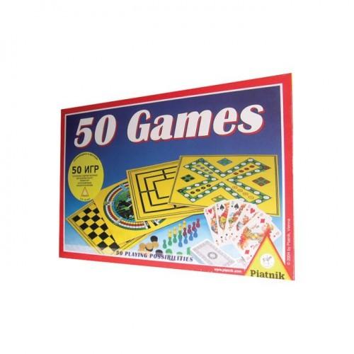 Настольная игра 50 игр
