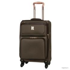 Коричневый чемодан IT Gibraltar