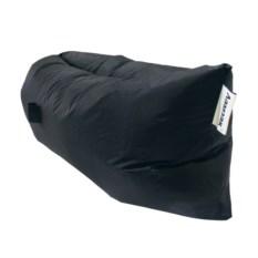 Черный надувной диван Ламзак