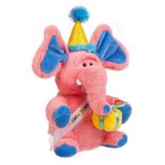 Мягкая поющая игрушка Слоненок Фантик