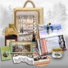 Подарочный набор Сибирь. Чай