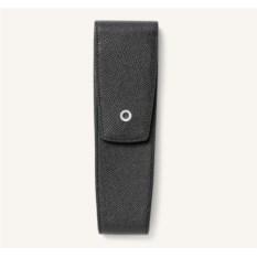 Магнитный черный футляр для 2 ручек Graf von Faber-Castell