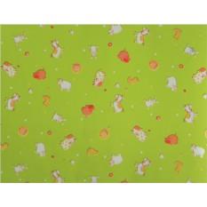 Зеленая упаковочная бумага