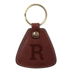 Брелок для ключей с вашей буквой
