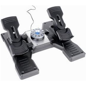 Педали для компьютера Pro Flight Rudder Pedals (Saitek)