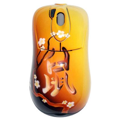 Компьютерная мышь «Ветви сакуры»