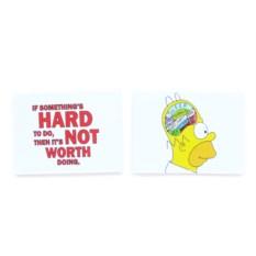 Обложка для студенческого билета Гомер