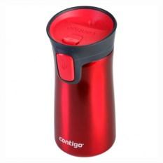 Красная термокружка Contigo Pinnacle