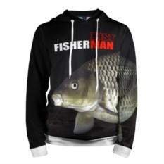 Мужская толстовка Лучший рыбак