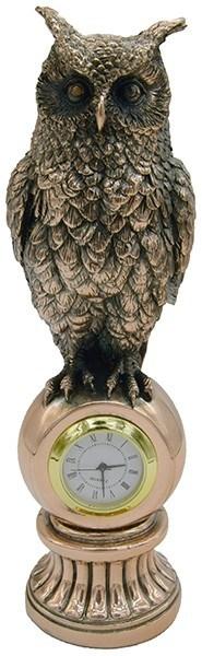 Статуэтка Сова на шаре