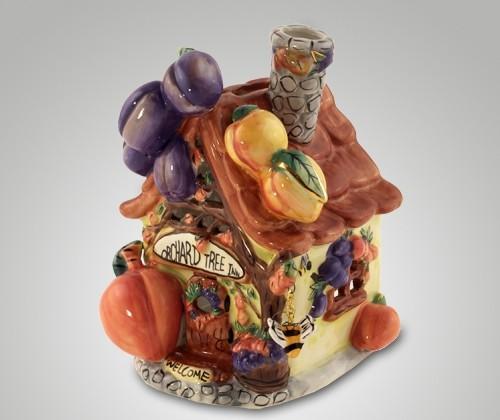 Арома-подсвечник «Домик феи фруктовых ароматов»
