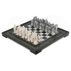 Мраморные шахматы Русские сказки