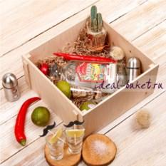 Подарочный набор Привет из Мексики (26х26х14 см)