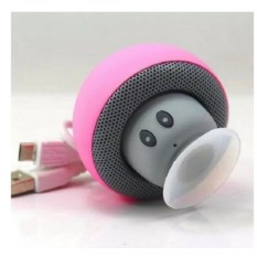 Беспроводная Bluetooth колонка в виде гриба