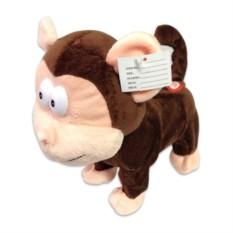 Интерактивная игрушка Обезьяна Денис (22 см)