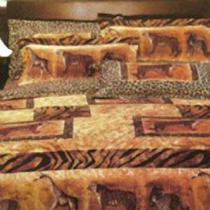 Комплект постельного белья Elegance&Life  Африка