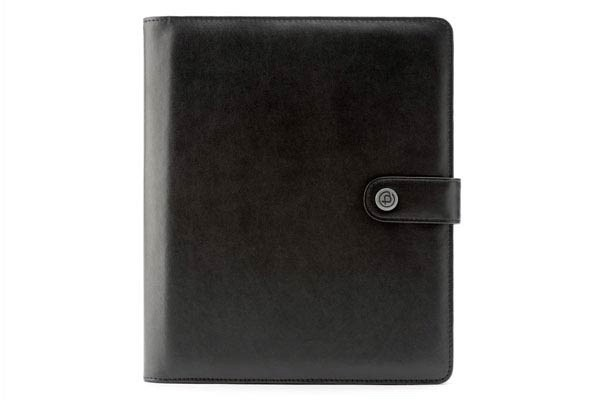 Чехол Booq Booqpad BPD-BLG для iPad2, Black-Gray
