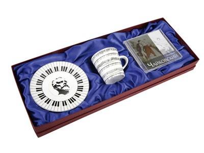 Набор для чая Чайковский