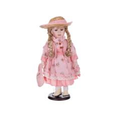 Фарфоровая кукла (высота 42 см)