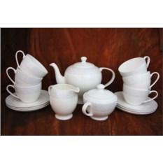 Чайный сервиз Дионис-Грей на 6 персон