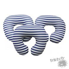 Подушка под шею Тельняшка