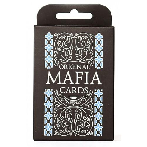 Настольная игра Карты для игры в Мафию (пластиковые)