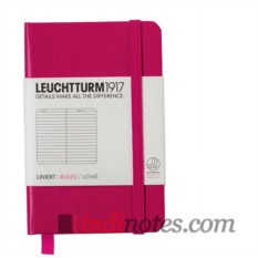 Записная книжка Mini Notebook Berry от Leuchtturm1917
