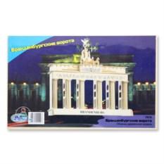 Деревянная сборная модель «Бранденбургские ворота»