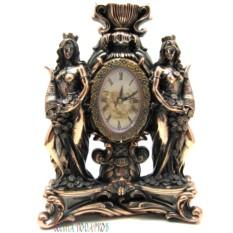 Настольные часы Две Фортуны