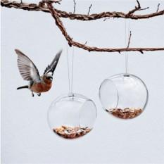 Малые подвесные кормушки для птиц