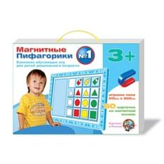 Настольная игра Магнитные пифагорики №1