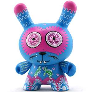 Виниловая игрушка V.M. 06 Blue