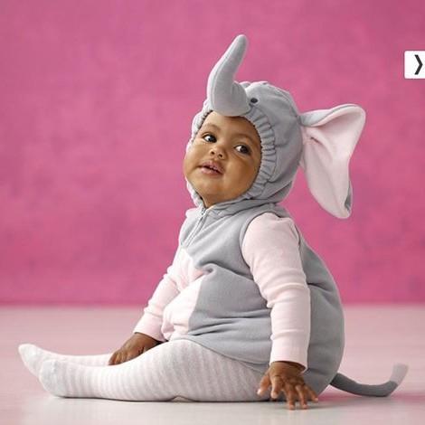 Детский костюм CARTER'S Слоненок