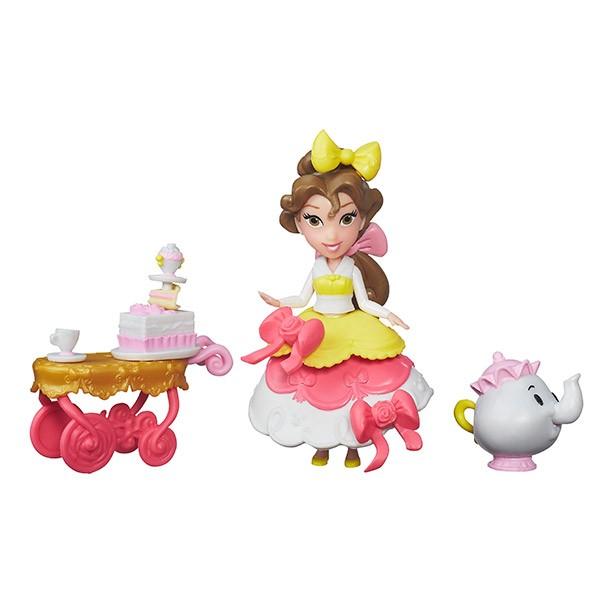 Маленькая кукла Hasbro Disney Princess с аксессуарами