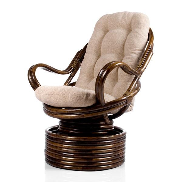 Кресло-качалка с подушкой Davao