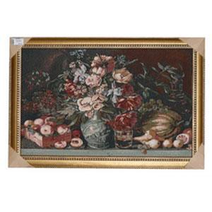 Гобелен «Цветы и плоды»