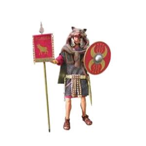 Знаменосец римского легиона